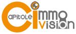 Logo agence immobilière Capitole Immovision FNAIM 31