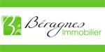 Logo Béragnes Immobilier /FNAIM24