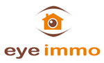 Logo agence immobilière Eye Immo