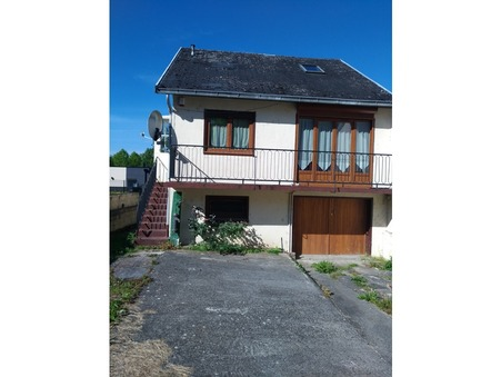 vente maison MONTATAIRE 802m2 189000€