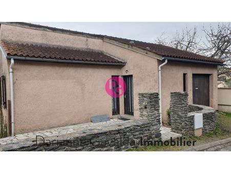 Acheter maison DECAZEVILLE 76 300  €