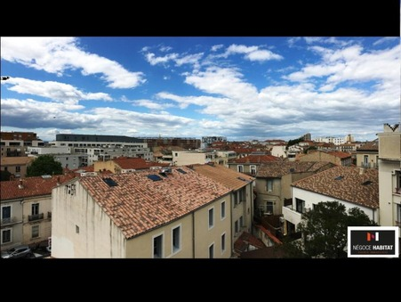 vente appartement montpellier 75m2 285000€