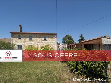 Vente maison lesparre medoc  180 000  €