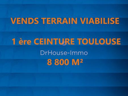 Achat terrain toulouse 1 790 000  €