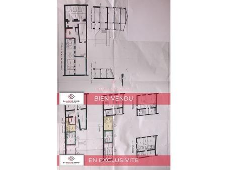vente immeuble villefranche sur saone  932 602  € 555 m²