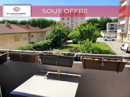 vente appartement valence  140 000  € 58 m²