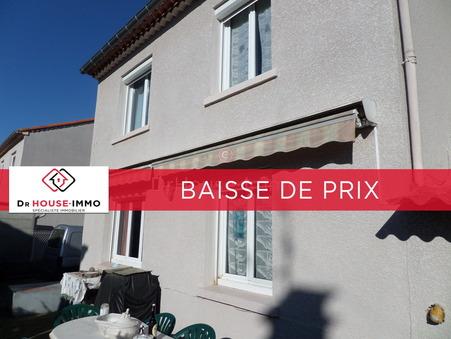 Achat maison rieux minervois  159 000  €