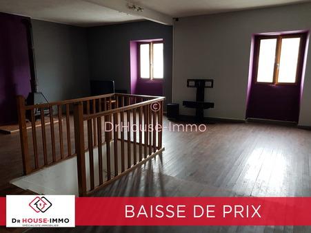Achat maison nontron 84 950  €