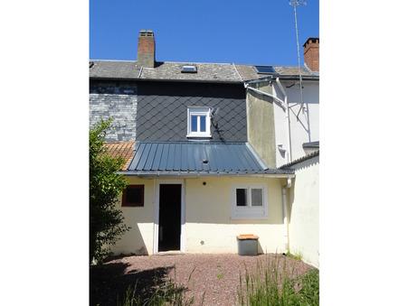 Vente maison ABBEVILLE 60 m² 65 000  €