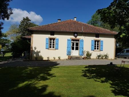 vente maison L'ISLE EN DODON 222m2 290000€