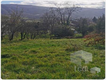 Vends terrain Privas 70 000  €