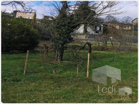 Achat terrain Privas 66 000  €