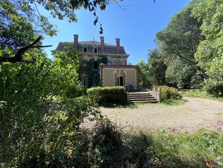 vente chateau TARTAS  936 500  € 640 m²