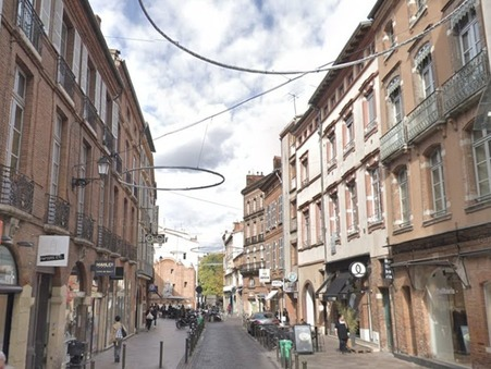 vente Local commercial Toulouse 0m2 411000€