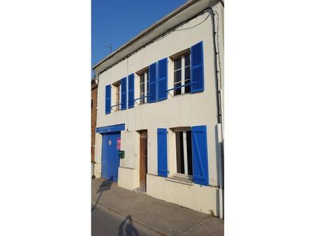 Vente maison ABBEVILLE 70 m²  106 000  €