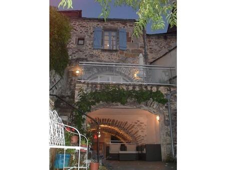 Vends maison NAJAC  208 000  €