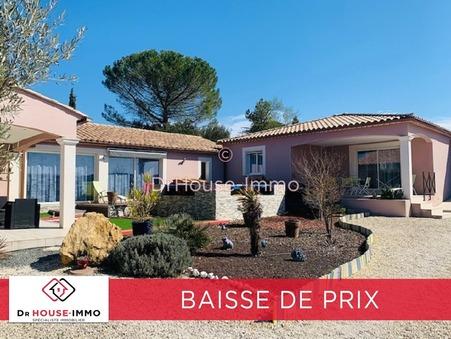 vente maison uzes 475000 €