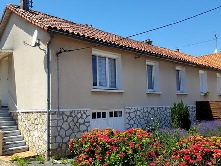 vente maison CHAUVIGNY 70m2 96000€