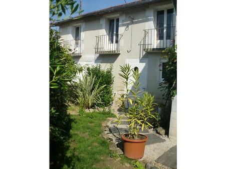 vente maison BONNES 140m2 143000€