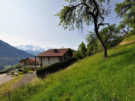 vente terrain SALLANCHES 909m2 135000€