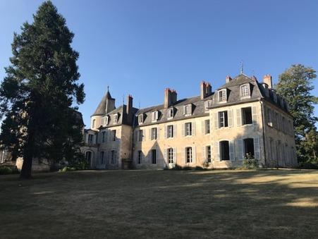 vente chateau SANCERRE 1500m2 995000€