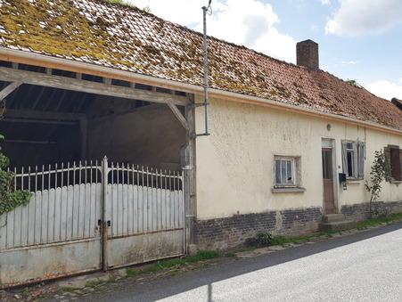 Achat maison REGION PONT REMY 90 m² 38 500  €