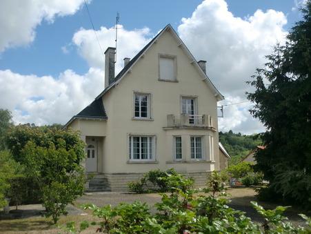 vente maison CHAUVIGNY 125m2 221000€