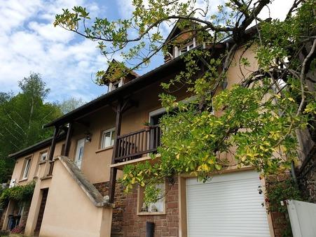 vente maison DECAZEVILLE 208m2 139100€