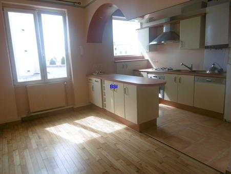 vente appartement BREST 66.9m2 94500€