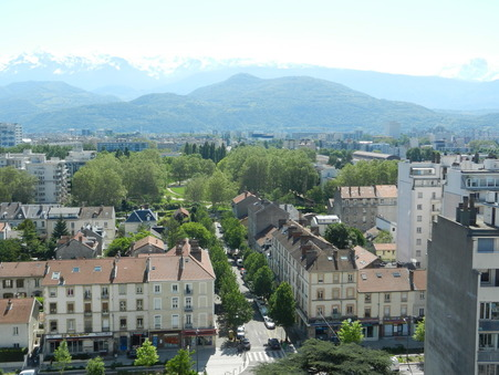 vente appartement GRENOBLE 90m2 220000€