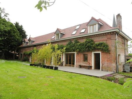 vente maison REGION CRECY EN PONTHIEU 226000 €