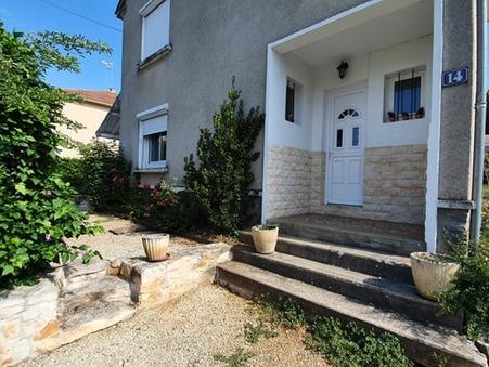 vente maison THIVIERS 100m2 123000€