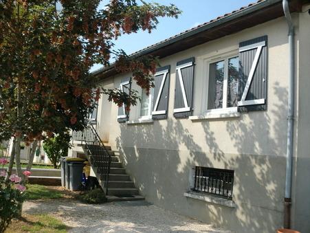 vente maison CHAUVIGNY 105m2 168000€