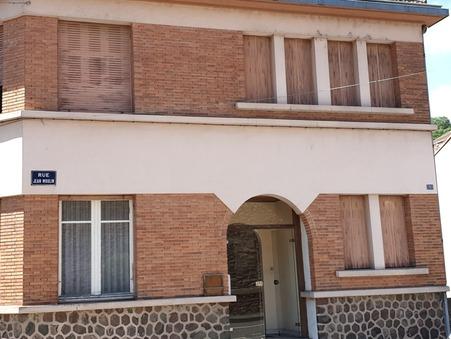 vente maison DECAZEVILLE 180m2 55000€