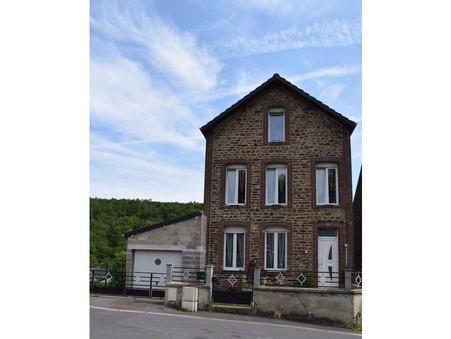 A vendre maison Bogny sur meuse 150 m²  146 000  €