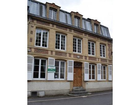 Vente maison Montherme 212 m²  187 000  €
