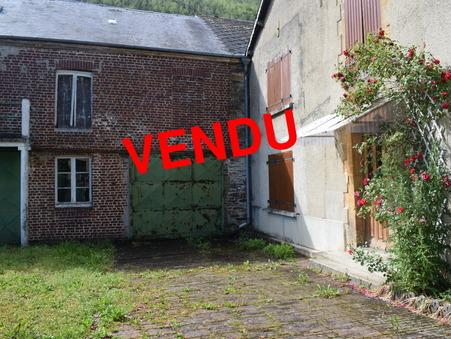 A vendre maison Montherme 65 000  €