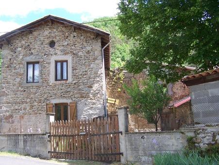 vente maison VOREY 80m2 35000€
