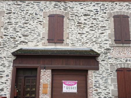 vente maison DECAZEVILLE 177m2 54500€