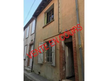 vente maison BOULOGNE SUR GESSE 13 000  € 58 m�