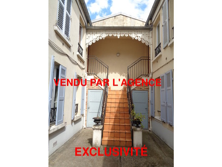 vente appartement Saint-Maurice 23.92m2 176000€
