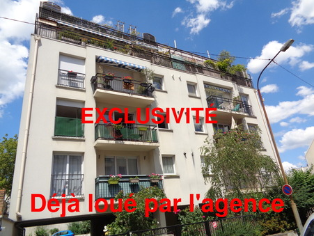 location appartement ALFORTVILLE 87.12m2 1550€