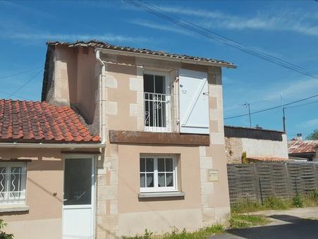 vente maison CHAUVIGNY 85m2 107000€