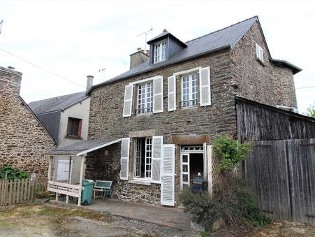vente maisonFOUGEROLLES DU PLESSIS 85m2 101650€