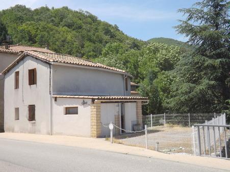 vente maison BARNAS 80m2 69000€