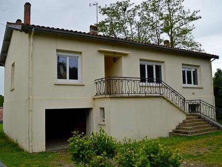 vente maison DURAS  164 300  € 106 m�