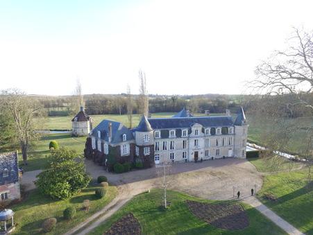 vente chateau ROMORANTIN LANTHENAY 1000m2 2120000€