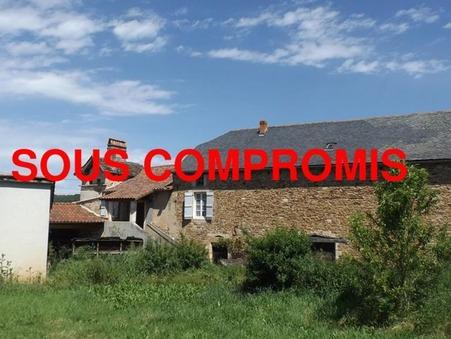 vente maison VILLEFRANCHE DE ROUERGUE 120000 €