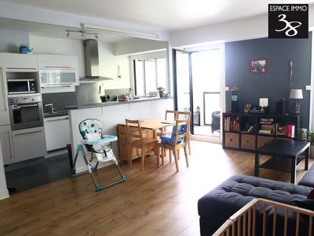 Vends appartement GRENOBLE 74 m²  187 000  €