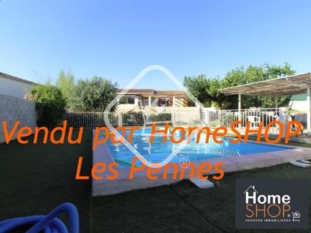 vente maison LES PENNES MIRABEAU 471500 €